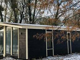 Готовый модульный дом с внутренней отделкой и сантехникой