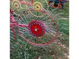 Грабли ворошилки 5 колёс - фото 2