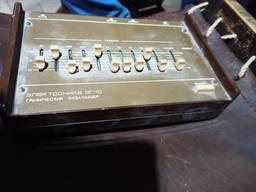 ГРафический эквалайзер электроника зг-10