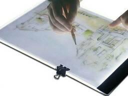 Графический LED планшет для рисования Supretto (5465)
