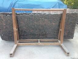 Гранитная плитка Брусиловского месторождения(20, 30 мм)