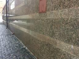 Гранітна плитка для фасаду, сходів, підвіконь