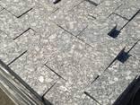 Гранитная брусчатка полнопиленная, тротуарная плитка - фото 6
