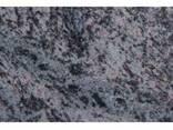 Гранитная плита Vizag Blue полировка 3 см серо-голубой - фото 1