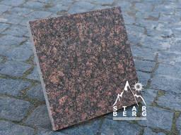 Васильевка пиленная термообработанная гранитная плитка 300*300*30