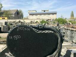 Гранитный памятник ручной работы. - фото 1