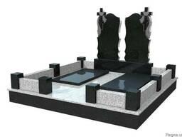 Гранитные памятники под заказ - фото 4