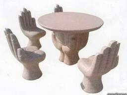 Гранитные столы