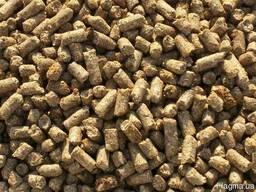 Гранулированные отруби пшеничные