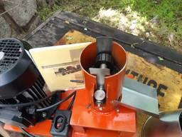 Гранулятор 2. 2 кВт до 60 кг. час матрица 120 мм