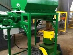 Гранулятор для производства топливных брикетов