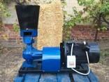 Гранулятор комбикорма ГК-200 (380V) подвижные ролики - фото 2