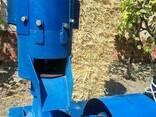Гранулятор комбикорма ГК-200 (380V) подвижные ролики - фото 3
