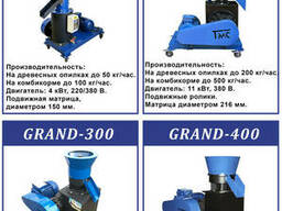 Гранулятор кормов и пеллет Гранд 200 (Grand 200)