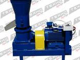 Гранулятор пеллет, кормов, соломы АРТ-200 (11 кВт) - фото 1