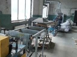 Гранулятор полимеров