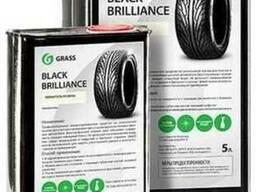Grass Полироль для шин Black Brilliance, жестяные канистры