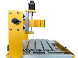 Гравер CNC 3018 PLUS фрезер ЧПУ станок 300W + лазер 3500 мВт