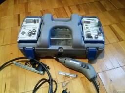 Гравер Dremel дремел бор продам сверла инструменты электроин - фото 5