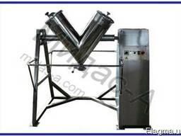 Гравитационный смеситель марки V120-40. 00 для смешивания жи
