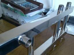 Гребенка из нержавейки 5 контурная для систем отопления