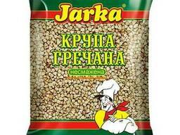 Гречка зеленая ТМ ЯРКА (не жареная), 1кг