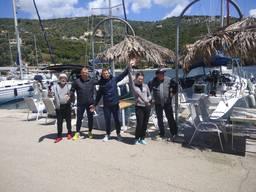 Греция на парусной яхте с 12 октября по 19 октября 2019 г. - фото 8