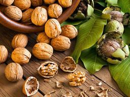 Грецкий орех (очищенный), 4 вида