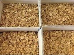 Грецкий орех очищенный на экспорт.