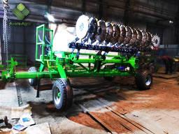 Грегат инжекторного внесения жидких удобрений Green Power 8 м