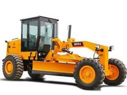 Грейдер мощность/скорость:93/2200, рабочий вес:8390