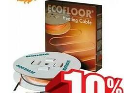 Греющий кабель кабельний теплый пол