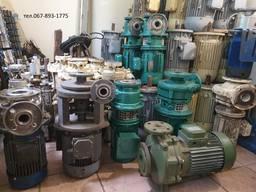 АК-65-200 Насос Высоконапорный Пожарный АК 100-65-200 (100 куб/час Напор 50 м 30квт