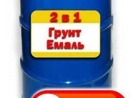 Грунт-эмаль 2 в 1 (50кг)