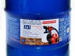 Грунт-эмаль 3 в 1 (ПФ-115 ГФ-021 Антикор) по ржавчине 50кг