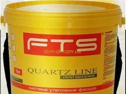 Грунт FTS/ФТС силіконовий Quartz Line Ведро 5л.