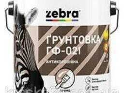 """Грунт ГФ-021 """"Зебра"""" 2, 8 кг"""