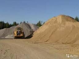 Грунт Киев, глина в Киеве, песок цена