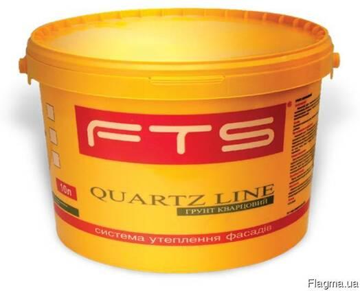 Грунт кварцовий акриловий Quartz Line