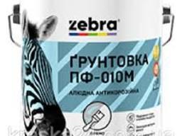 Грунт пф010м зебра