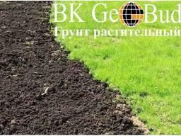 Чернозем навалом грунт растительный Киев и область