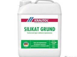 Грунт силикатный Krautol Silikat Grund 10 л