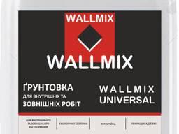 Грунтовка акриловая 10л Universal WallMix