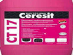 Грунтовка Ceresit СТ-17/10л огрунтование оснований