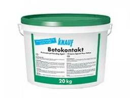"""Грунтовка KNAUF """"Betokontakt"""" (Германия) 20 кг,"""