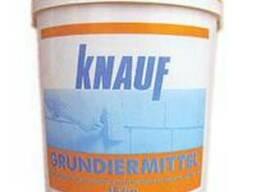 Грунтовка концентрат 1:5 Грундирмиттель Knauf 10 кг