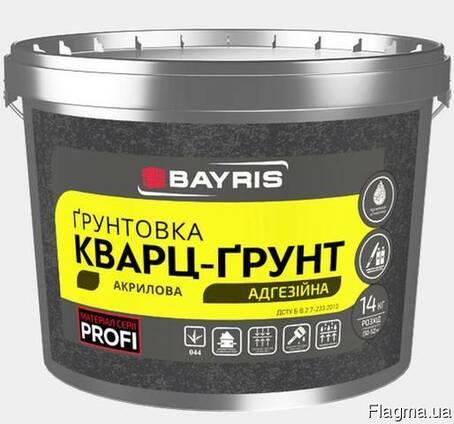 Грунтовка кварцева Bayris