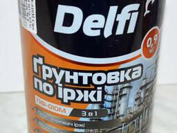 Грунтовка по ржавчине ПФ – 010М Delfi