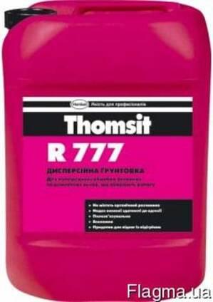 Грунтовка для впитывающих оснований Thomsit R 777