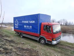 Грузоперевозки 2, 5, 10, 20 тонн по всей Украине Попутно
